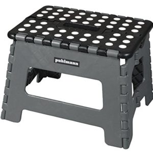 Puhlmann Klapp-Hocker JAMES – grau 1001931