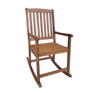 Schaukelstuhl FRANCE, Akazie geölt, FSC®-zertifiziert Stuhl