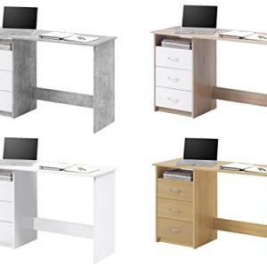 """Schreibtisch Computertisch Arbeitstisch Bürotisch Laptoptisch Büromöbel """"Mack I"""""""
