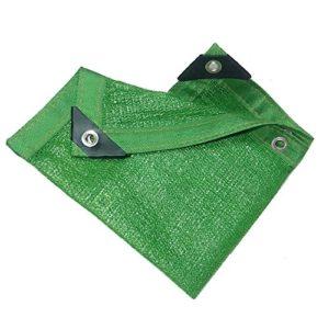 NAN 6-poliges Sonnenschutznetz/Schattierungsnetz/UV-Anti-Aging-Netz-grün Markisen (größe : 2 * 2m)