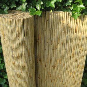 Pflanzen-Versand Sichtschutz Schilfmatte Schilfrohrmatte Lärmschutz Windschutz Strohmatte
