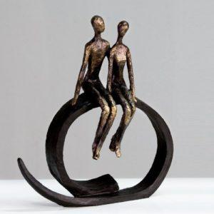 "Skulptur ""Close"""