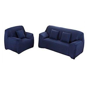 Sofaabdeckung, Stretch, Sofaschutz, für 1-, 2-, 3-, 4-Sitzer