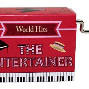 """Spieluhr """"The Entertainer"""" – Schönes Geschenk für Musiker"""