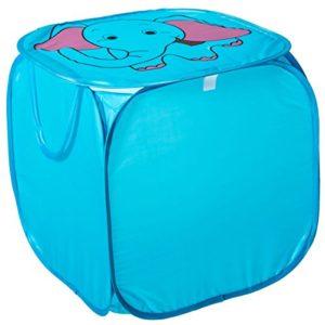 Spielzeugbox Aufbewahrungsbox POP-UP Staubox Kinder Truhe Spielzeugtruhe Spielzeugkiste in 3 verschiedenen Modellen