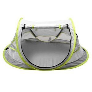 StillCool Baby Reisebett Portable Pop Up Sommer Strand Moskitonetz & Sun Shelter mit 2 Pegs Falten Infant Krippe…
