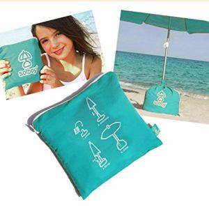 Solboy Strandschirmständer – Sonnenschirm Ständer Schirmständer für den Strandschirm, Sonnenschirmhalter (Sonderedition…
