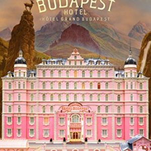 The Grand Budapest Hotel (14 x 21 inch or 24 x 36 inch ) Silk Print Poster – Silk Printing – 38B9D7