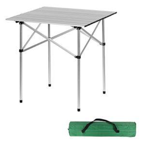 Ultrey Campingtisch Klappbar Aluminium Picknicktisch Klapptisch Camping Falttisch tragbar Ultrey Campingtisch Klappbar Aluminium Picknicktisch Klapptisch Camping Falttisch tragbar
