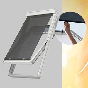 VELUX Hitzeschutzmarkise für Dachfenstergröße: PK06, PK08, PK10, P06, P08, P10, 406 408, 410 P06, P08, P10, 406, 408, 410, PK06, PK08, PK10