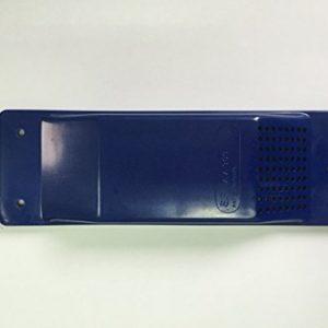 Versand Container Air Vent blau (2Stück)
