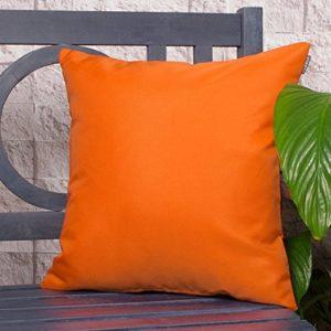 Bean Bag Bazaar Gartenkissen, Mehrfarbig Geometrisch, 43cm, Kissen Wasserabweisend, Textilfaserfüllung–, Dekoratives…