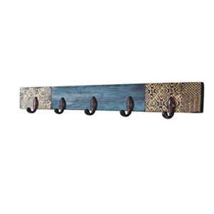 GOA 3540 Garderobe, Holz, 2 x 90 x 8 cm, bunt