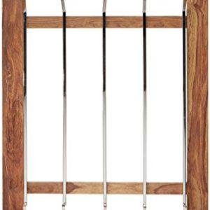 YOGA 6466 Garderobe, Holz, 3 x 78 x 118 cm, natur