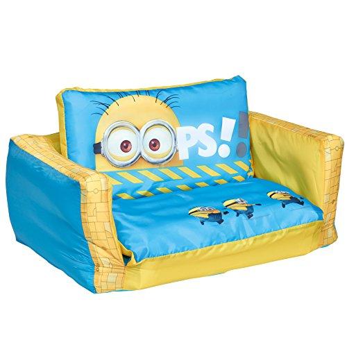 Worlds apart sofa polyester blau m bel accessoires for Sofa aufblasbar