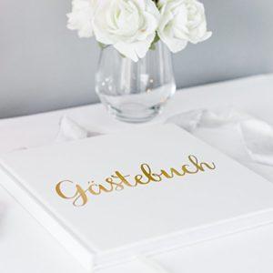 Your Perfect Day Hochzeits Gästebuch