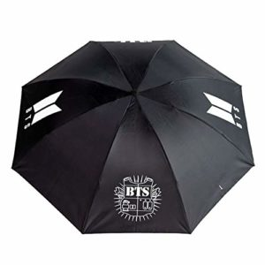 Yovvin Regenschirm, KPOP Bangtan Jungen Jungkook, Jimin, V, Suga, Jin, J-Hope, Rap Monster Faltbarer Regenschirm…