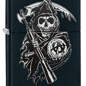 Zippo Sons of Anarchy Reaper winddicht Feuerzeug