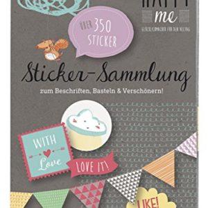 moses. 63063 Happy me Sticker-Sammlung