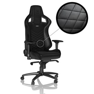 noblechairs Epic Gamingstuhl – Bürostuhl – Schreibtischstuhl