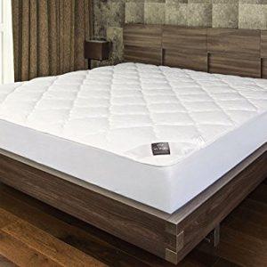 sei Design Extra-Weicher Premium Matratzenschoner | Unterbett 180×200 cm. Perfekter Matratzen-Schutz für Mehr Hygiene und Schlafkomfort. …