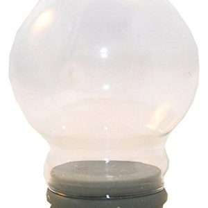65mm-Ersatzglas/Bastelglas für Schneekugel – 40001