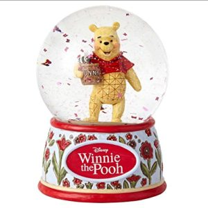 DISNEY TRADITIONS Winnie the Pooh Schneekugel
