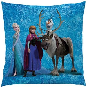 Disney Frozen Kissen, Blau