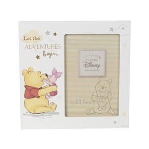 Disney magische Anfängen MDF Rahmen 10,2x 15,2cm Pooh Adventure