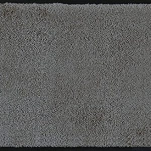 Wash+dry Fußmatte Anthrazit (Smokey Mount)/Grau