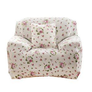 Generic Elastisch Stretch Sofabezüge Für Einzel/3-Sitzer Couch
