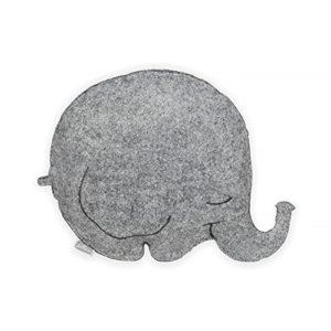 Jollein 015-870-65045 Filz Kissen Elefant