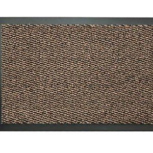 Premium Fußmatte in attraktiver Optik für Eingangsbereich und Außenbereich, Schmutzfangmatten,Fußabtreter, Türmatte…