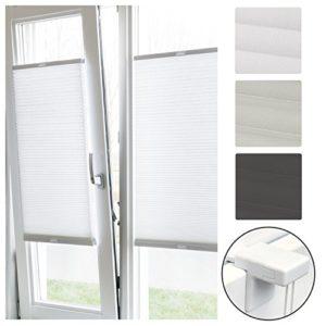 Sol Royal Plissee Ohne Bohren SolDecor P26 35x100cm Klemmfix Faltrollo Verdunkelung für Fenster & Türen Blickschutz…
