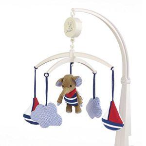 Sterntaler Mobile, Gestänge, Spielwerk, Mobile-Figuren, Alter: Für Babys ab der Geburt, Hund Hanno