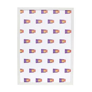 Vivarti DÜNN matt weiß Box Bilderrahmen, 76,2x 50,8cm
