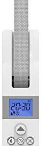WIR elektronik, eWickler Comfort Maxi, eW825, Elektrischer Gurtwickler, Display, für 23mm Gurtband, Unterputz, Zugkraft…