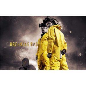 Breaking Bad (38inch x 24inch / 96cm x 60cm) Silk Print Poster – Seide Plakat – 266AB4
