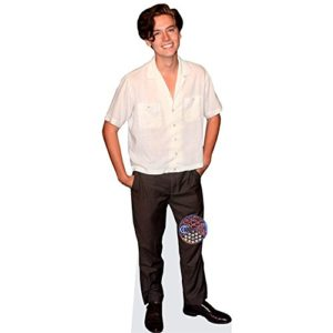 Celebrity Cutouts Cole Sprouse Pappaufsteller lebensgross