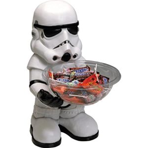 Rubie's 368483 – Stormtrooper Candy Bowl Holder