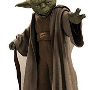 empireposter Star Wars – Yoda Pappaufsteller Standy – ca 76 cm