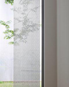 mydeco Flächenvorhang, Weiß
